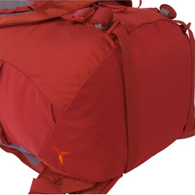 Tatonka Norix 44 Backpack Women redbrown